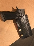 Ruger 3 Gun Holsters